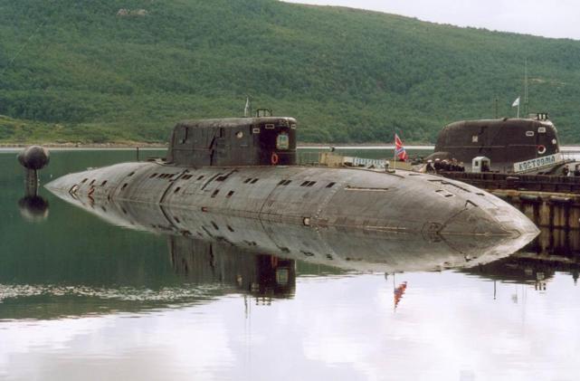 핵잠수함 K-239 '카르프(Карп)'