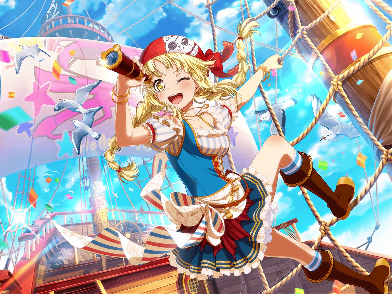 48 3★ 弦巻 こころ Trained (Gacha Pure) Anime, Anime music