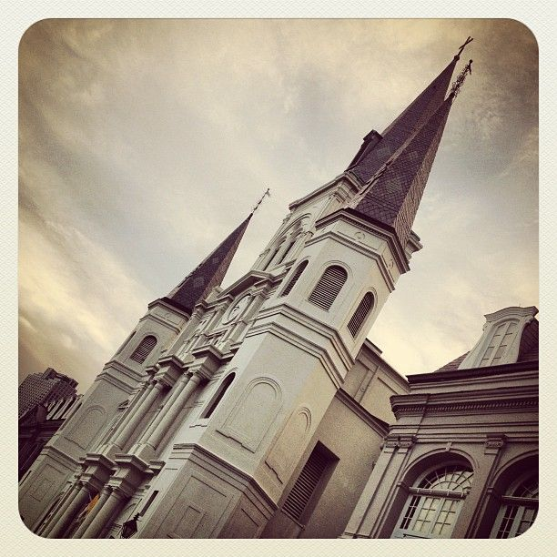 St Louis Cathedral - @wendirobinson- #webstagram