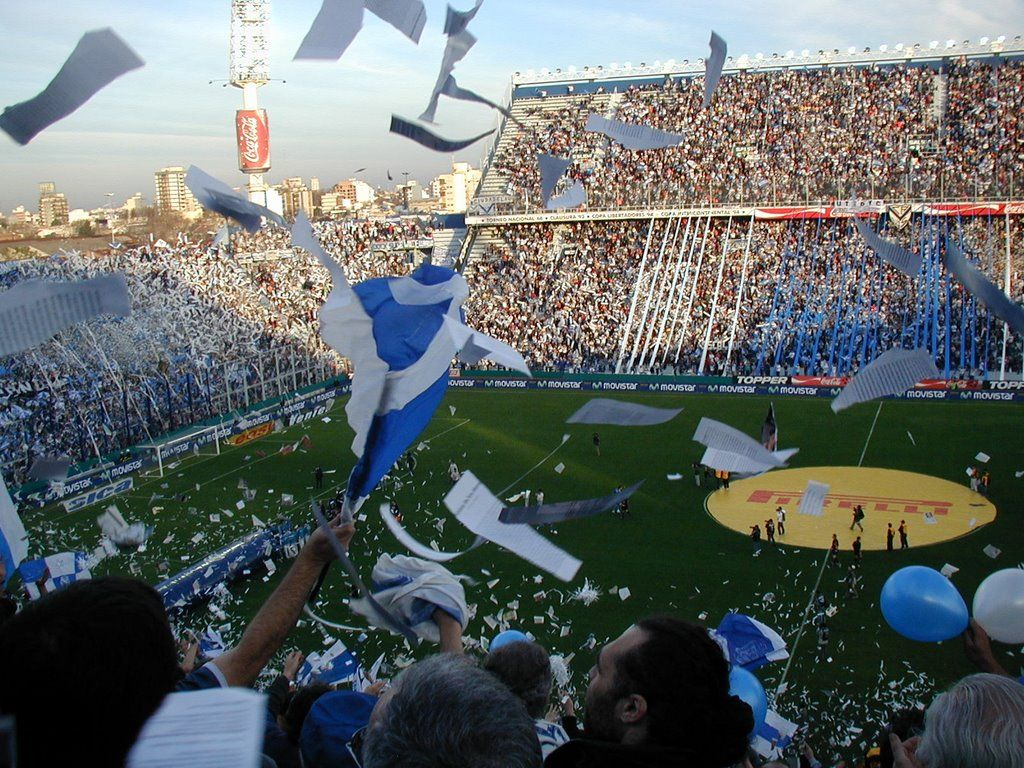 Estadio Jose Amalfitani, Velez Sarsfield, Buenos Aires