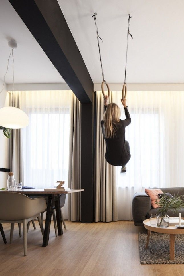 This Tiny Loft Is The Smartest Small Space You Ve Ever Seen Tiny Loft Interior Small Spaces