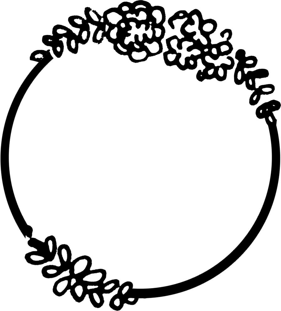 Circle Png Downloads Flower Circle Circle Circle Art