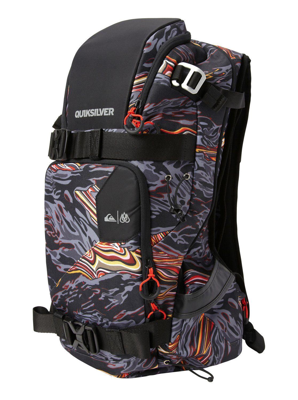Travis Rice Platinum 24L Backpack EQYBP00082   Quiksilver   Надо ... 4d3440428f7