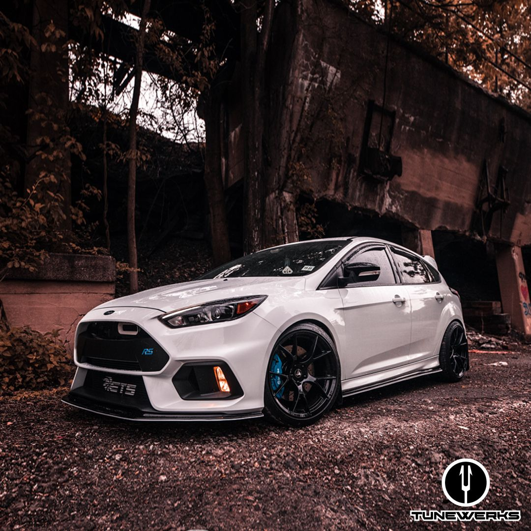 Tunewerks Custom Tune Focus Rs By White Ice Rs Focus Rs Ford Focus Hatchback Ford Focus Rs