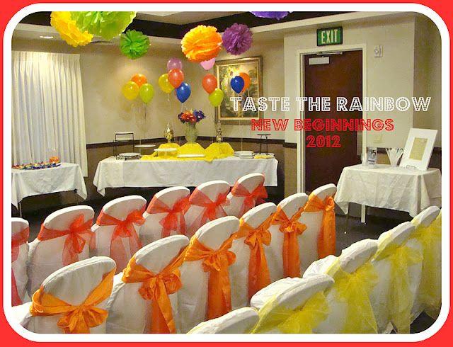 YW Party Ideas