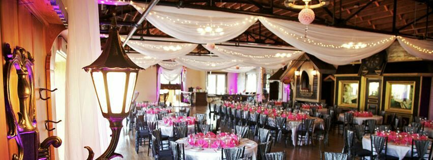 planning started the venue for ceremony reception kellerman s