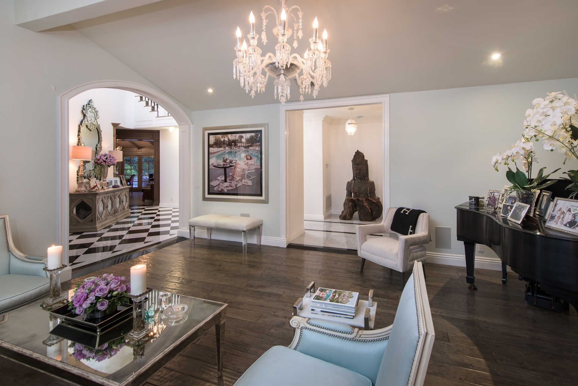 Home Tour Kyle Richards Real Housewives of Beverly Hills