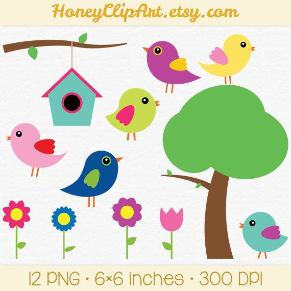 digital bird clip art baby bird clipart spring by honeyclipart rh pinterest co uk baby bird clipart baby bird flying clipart