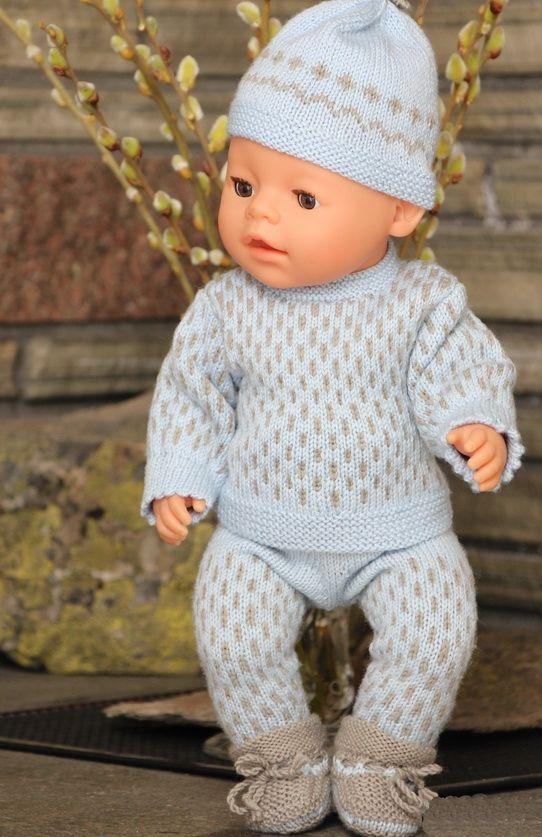 baby doll clothes patterns   baby born   Pinterest   Muñecas
