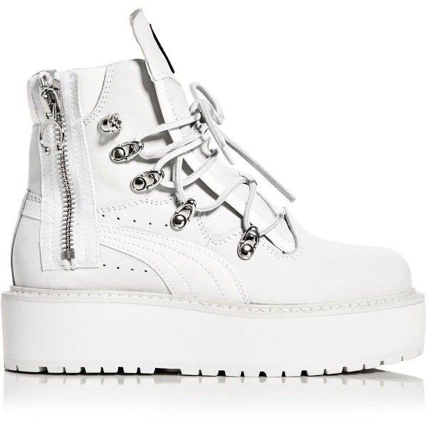 Fenty Puma x Rihanna Women's Platform Sneaker Boots (1 360