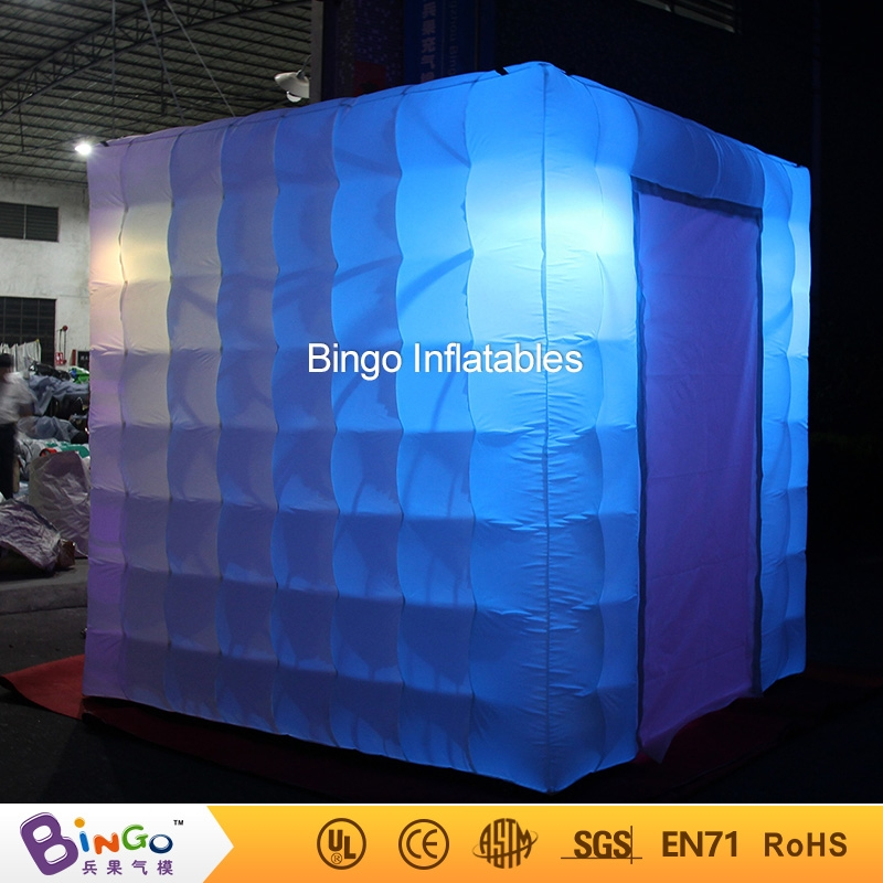 480.00$  Buy now - http://aliacy.worldwells.pw/go.php?t=32761048550 - Argentina hot sales 2.4X2.4X2.4M Strong Oxford Cabina fotos inflable toy tent