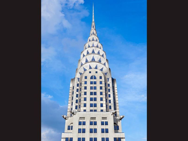 chrysler building new york ny new york landmarks tishman speyer architecture skyscrapers. Black Bedroom Furniture Sets. Home Design Ideas