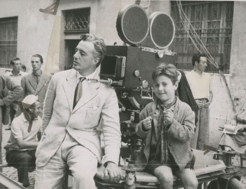 Image result for vittorio de sica bicycle thieves