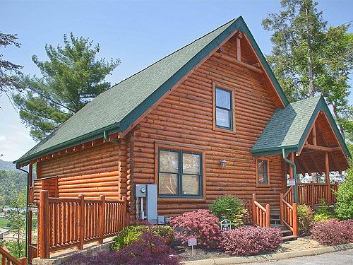 Mountain Creek Lodge Cabin Rental Near Pigeon Forge 4 Bedroom Cabin For Rent Smokies