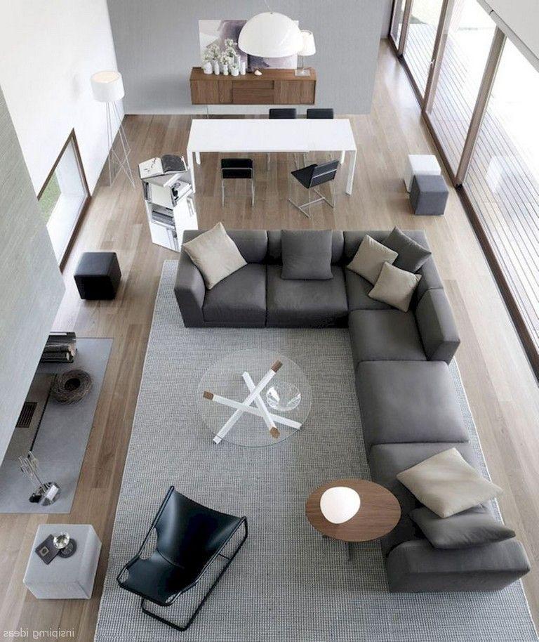 72 Amazing Modern Apartment Living Room Decorating Ideas Minimalist Living Room Modern Minimalist Living Room Apartment Living Room