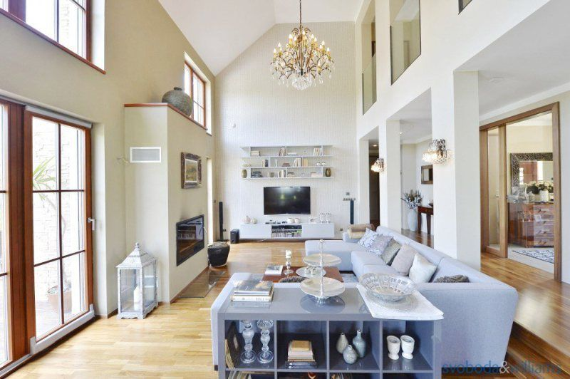 Multi Million Dollar Living Room Design
