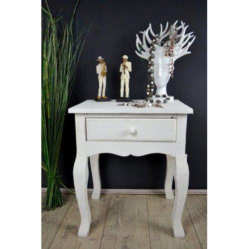 kommode schrank beistelltisch nachttisch barock used antik wei schlafroom pinterest. Black Bedroom Furniture Sets. Home Design Ideas