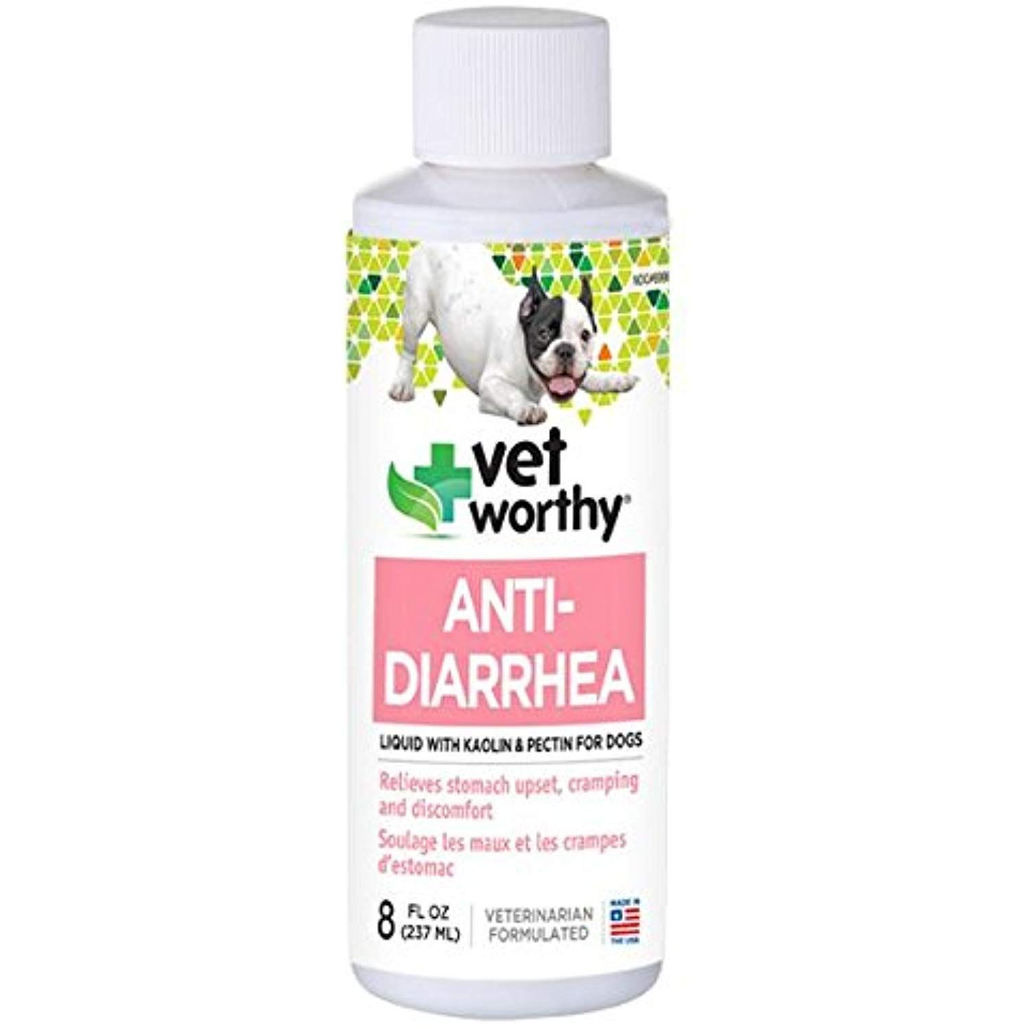 Vet Worthy Anti Diarrhea For Dogs 8 Oz You Can Find More