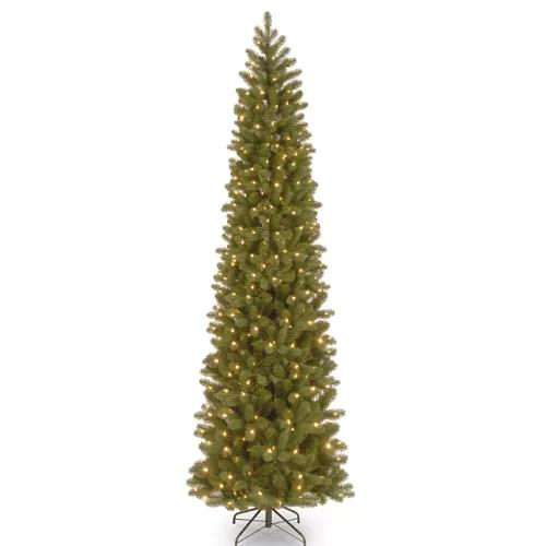 Downswept Douglas Feel Real Green Fir Artificial Christmas ...