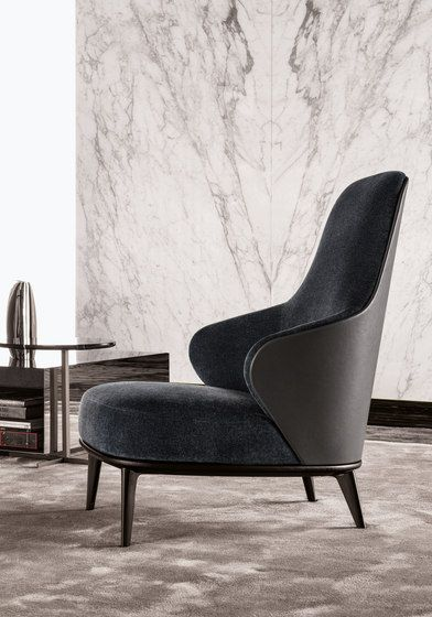 Armchairs | Seating | Leslie Armchairs | Minotti | Rodolfo. Check it out on Architonic
