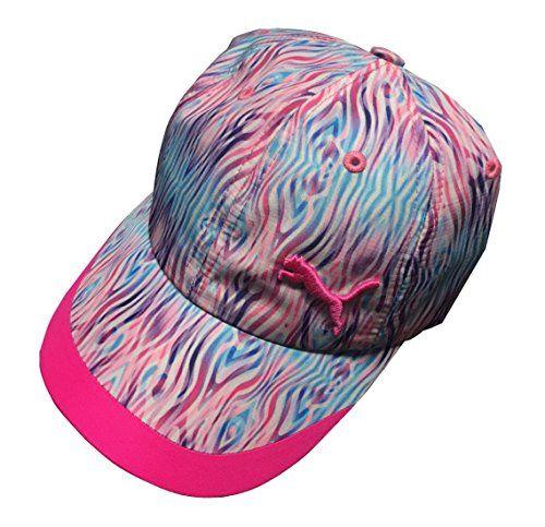 6493acffa98 Puma Girl s Youth Adjustable Cap One Size PUMA https   www.amazon ...
