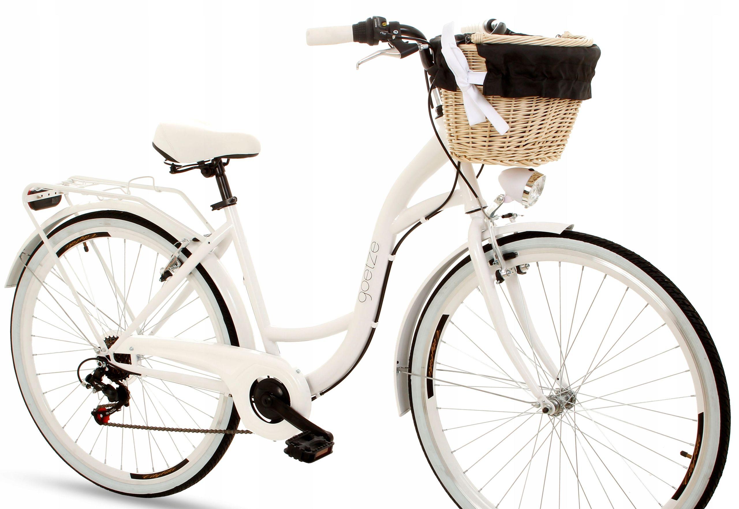 Damski Rower Miejski 28 Lekki Damka 7 Shimano Kosz Polish Clothing Shopping Outfit Online Grocery Shopping
