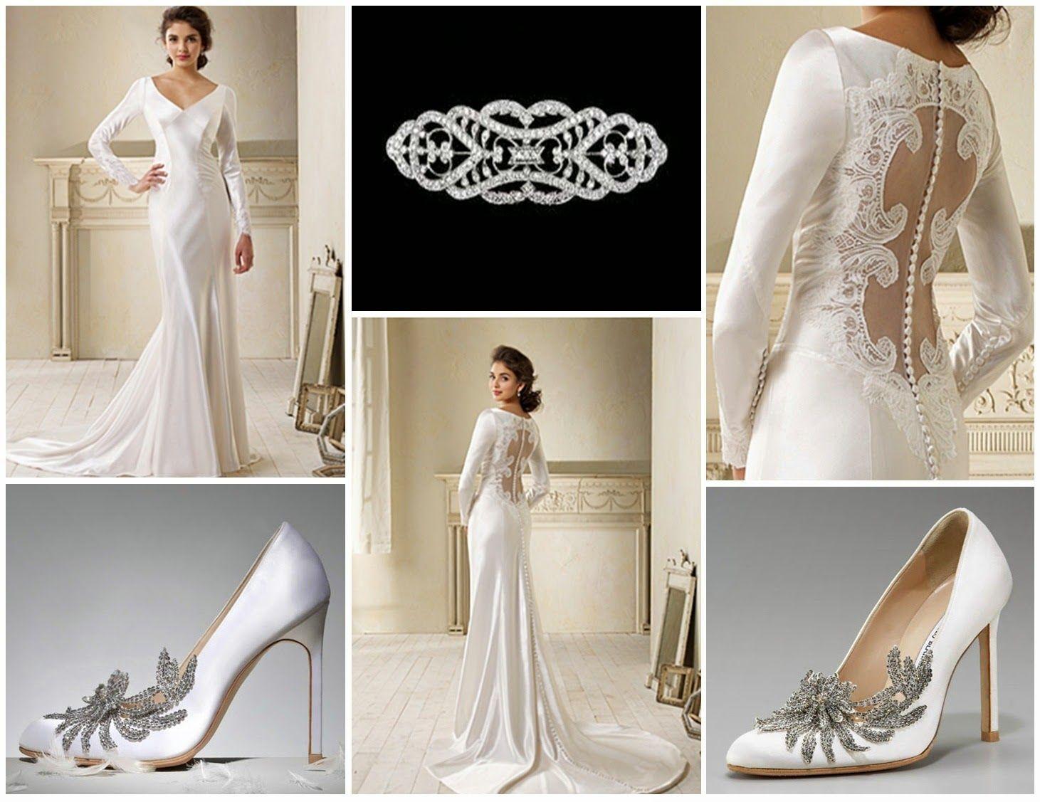 Bella Swan Wedding Dress Manolo Blahnik Shoes And Vintage Hair Do
