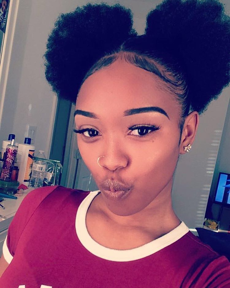 948 Likes 12 Comments Hauwny Meshauwn On Instagram Edges On Fleek Baby Girl Hairstyles Curly Baby Girl Hairstyles Baby Hairstyles
