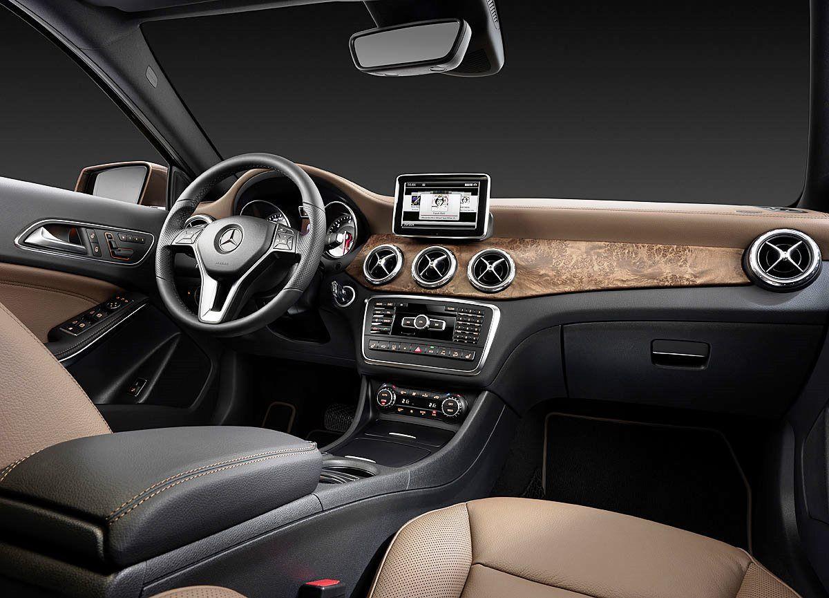 Mercedes Gla Class Interior Best Midsize Suv Mercedes Benz