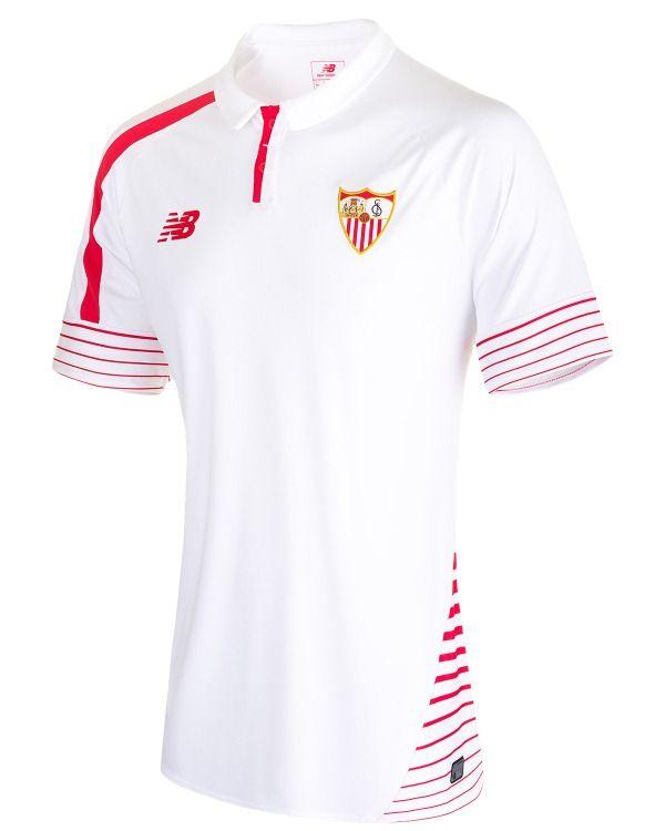dcdff68bf8f3c Sevilla Home Shirt 2015 16 | Sportowa odzież np. koszulki piłkarskie ...