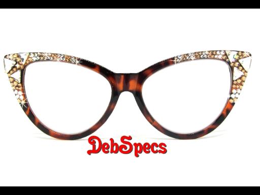 da58064953 GORGEOUS new Jimmy Crystal brand reading glasses. Oh. My. GOSH.   JimmyCrystal  debspecs  SparklyReadingGlasses  Swarovski  FashionOver50   FashionOver40   ...