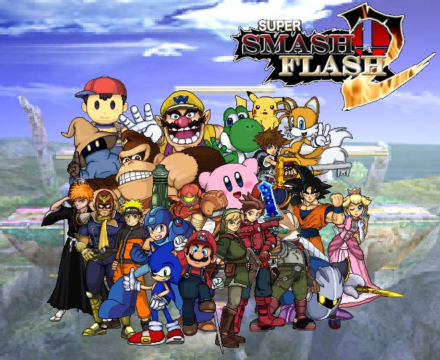 Super Smash Flash 2 caractres  FLE communication  Pinterest