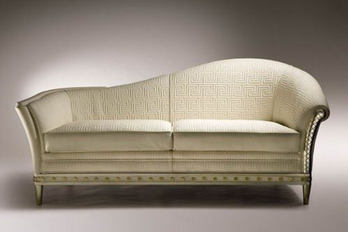 classic italian off white leather living room sofas | Traditional Arm Chair  Design For Living Room