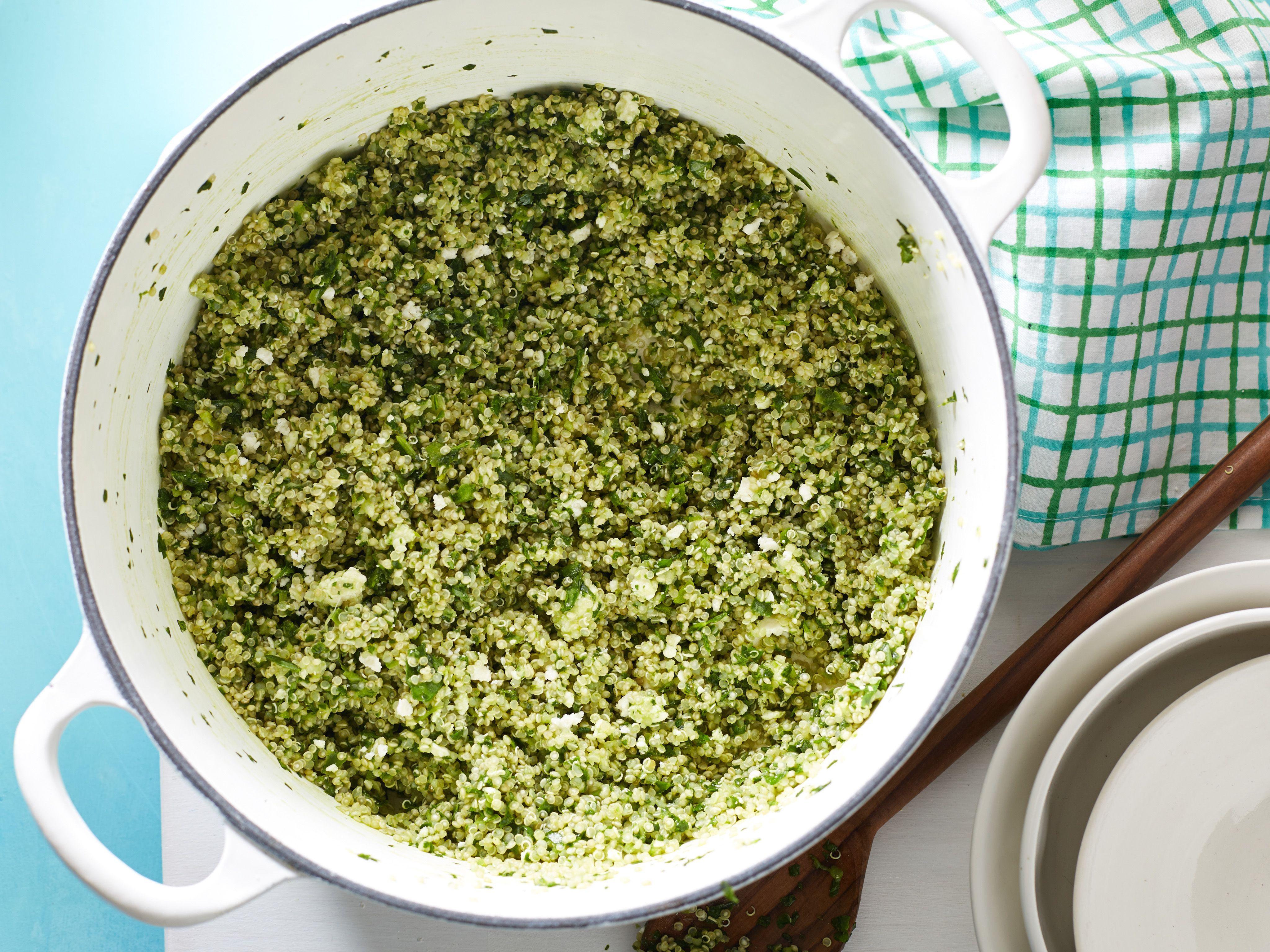 Mexican green quinoa recipe quinoa mexicans and recipes healthy recipes mexican green quinoa recipe food network forumfinder Images