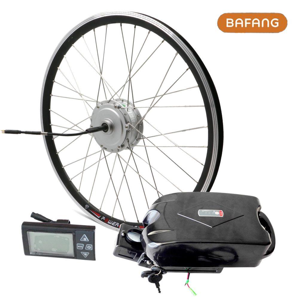 Electric Motor Kits For Push Bikes: 250W Bafang 8FUN Rear Front Motor Electric Bike Conversion