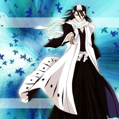 Classical Black And White For Bleach Cosplay Clothing