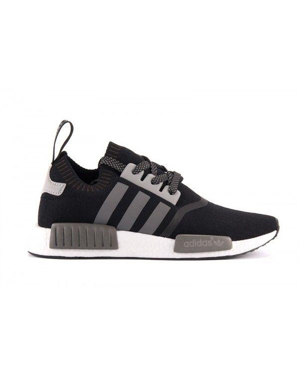 Best Sale Adidas NMD XR1 Black White Grey Men Shoes Shop $69.60