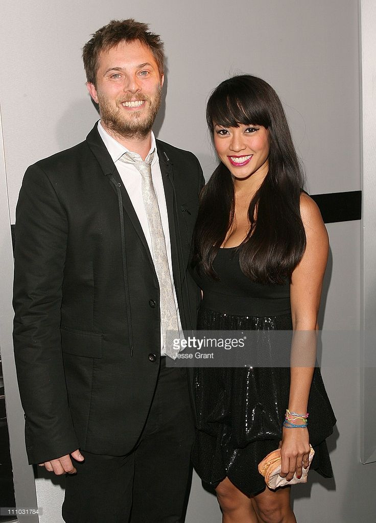 David Bowie S Son Duncan Jones And Wife Rodene Ronquillo Welcome