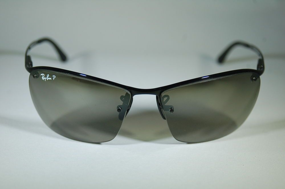 e5d6ac335f1 RAY BAN RB3544 002 5J 64-15 3P Silver Mirror Chromance Polarized  fashion   clothing  shoes  accessories  unisexclothingshoesaccs …