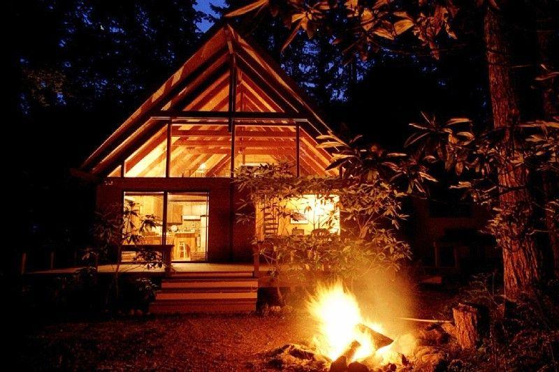Comfy, Cozy Cabin...   VRBO