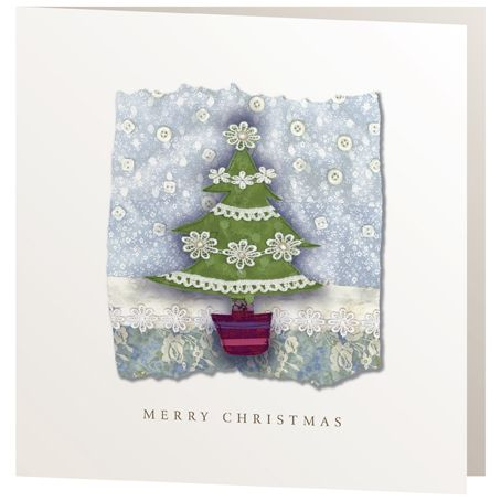 Handmade Cards - R31 Merry Christmas