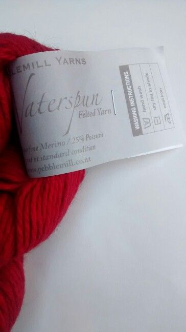 Beautiful Gift From New Zealand Yarn That Is 25 Possum What A Birthday Treat Thanks Makeanddopalace