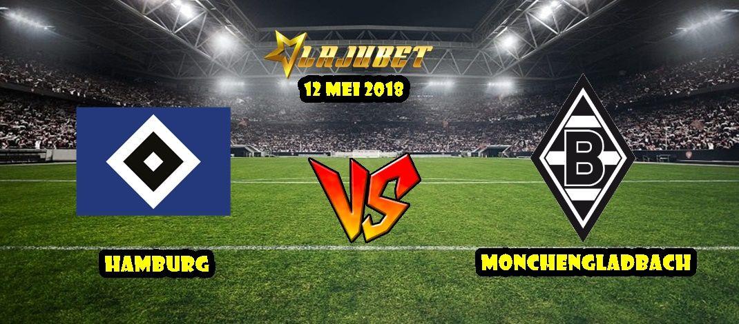 Prediksi Hamburg vs Borrusia Monchengladbach 12 Mei 2018