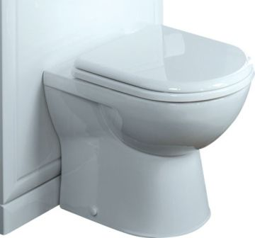 Saturn Back To Wall Toilet Pan Ceramica Available At Plumbworld Back To Wall Toilets Bathroom Suites Bathroom