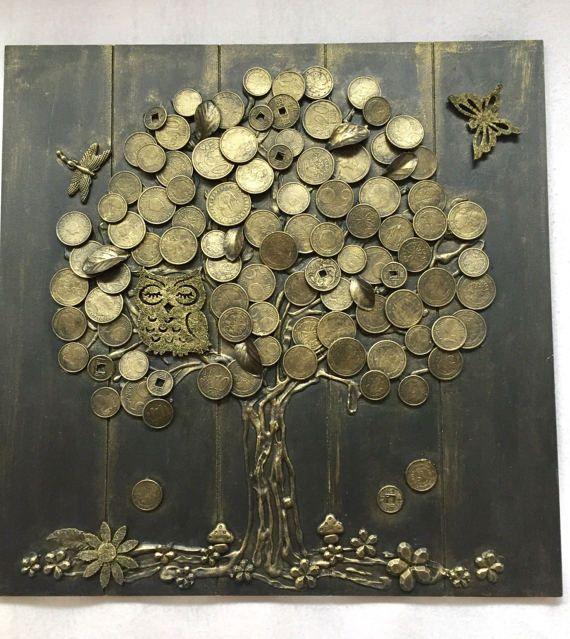 Lucky Charm Money Tree Handmade Bastelideen Knutselen
