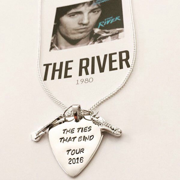 Ties That Bind, Dog Tag Necklace