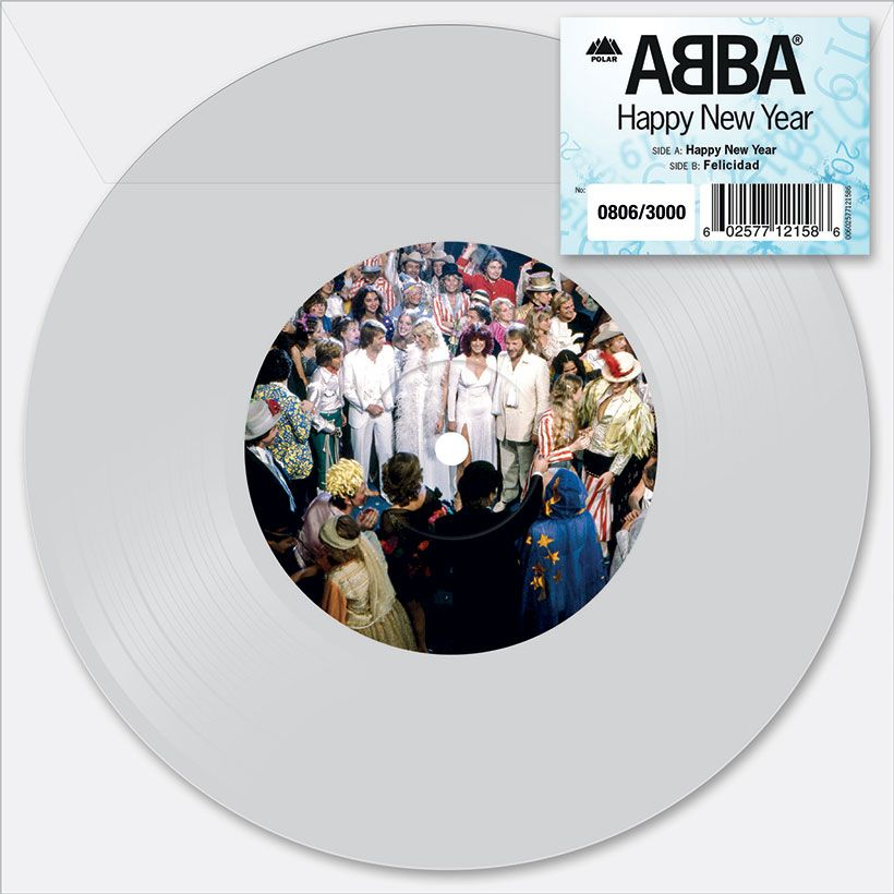 ABBA Say 'Happy New Year' With Limited Edition Vinyl