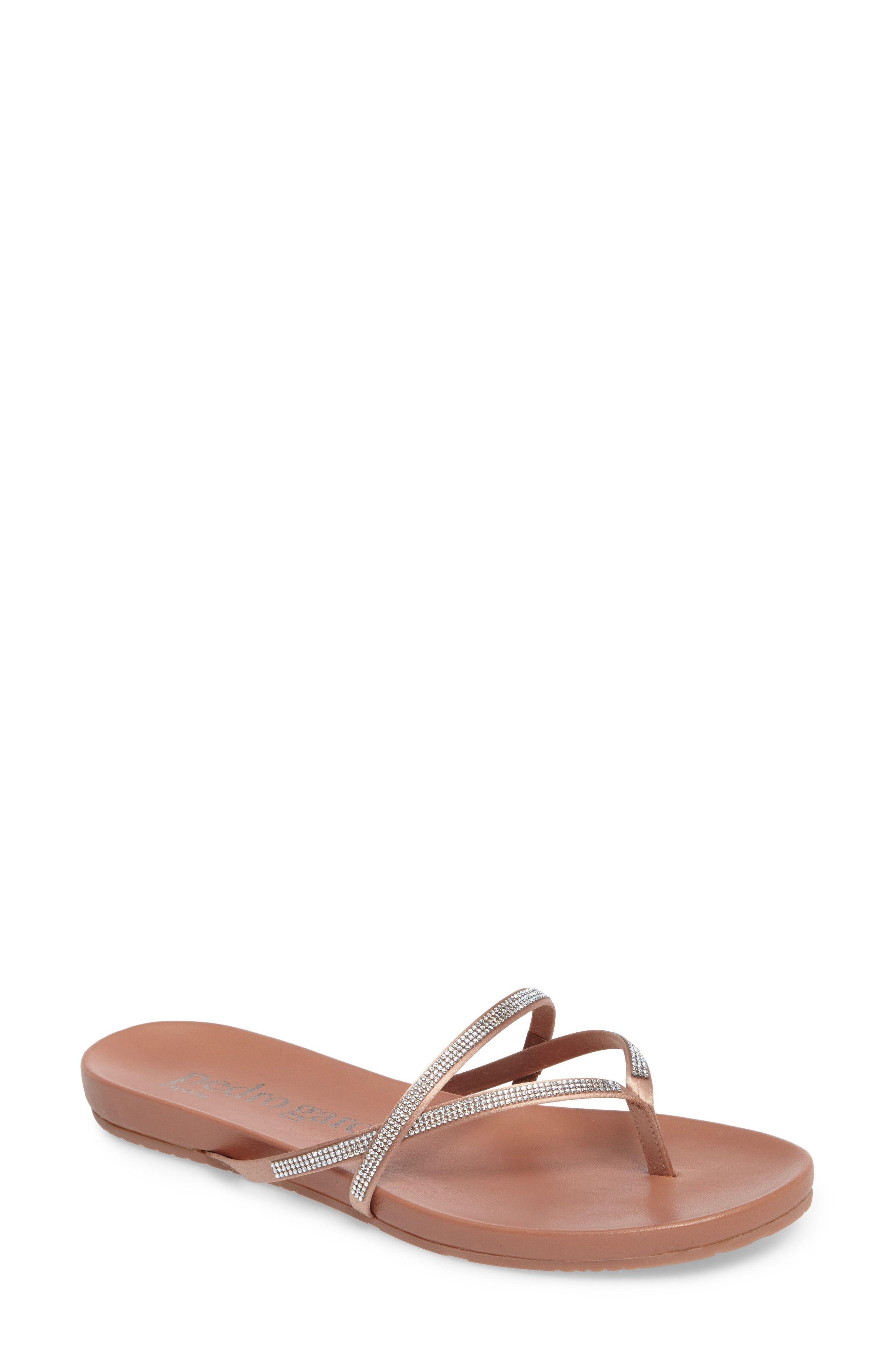 2c916ea5c New PEDRO GARCIA Giulia Crystal Embellished Sandal online. New PEDRO GARCIA  Sandals.   495  SKU ZVUU60158NVKC78687