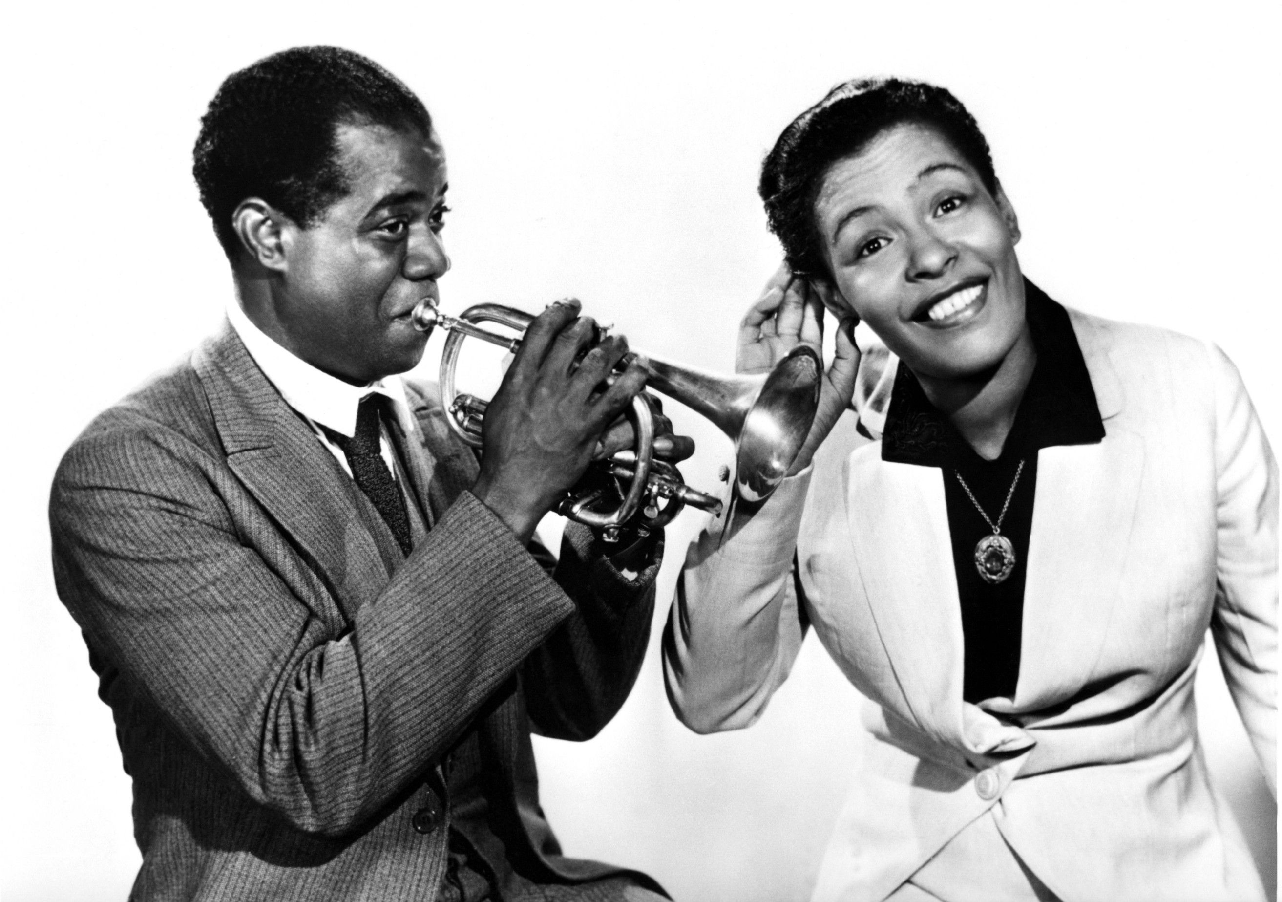 The Lady's Day: Reflecting on Billie Holiday at 100 | Billie holiday, Louis  armstrong, Lady sings the blues