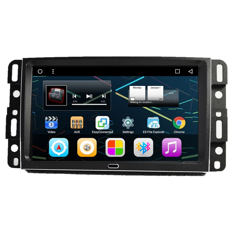 9 Android Autoradio Headunit Car Stereo Head Unit For Chevrolet